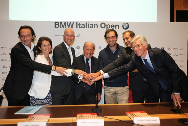 Il 69° Bmw Italian Open di Golf
