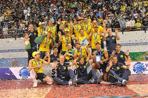 Il Brasile conquista la World League 2010