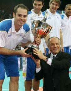 Il  Brasile vince la World League