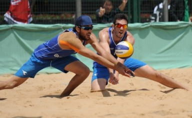 Il Campionato Europeo di Beach Volley in esclusiva su Fox Sports 2 HD