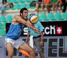 Il campionato italiano di beach volley 2011