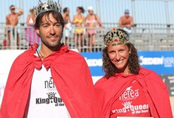 Il King & Queen of the beach 2012