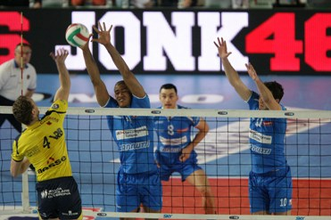 Il programma del Champion VolleyLand 2009
