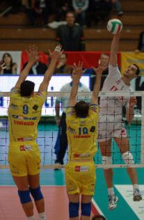 Il volley su Sky Sport