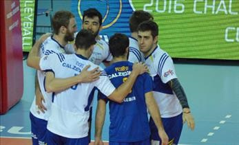 In Challenge Cup maschile Verona vince a Istanbul