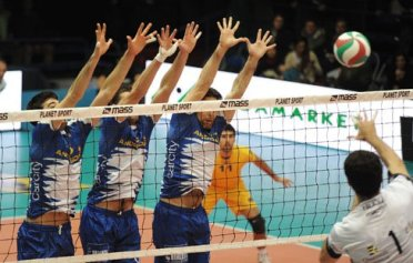 In Coppa Cev Latina vince 3 a 0 a Sofia