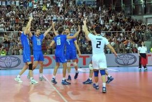 Italia avanti tutta in World League