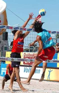 Italian Beach Volley Series a Catania