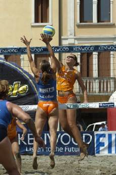 Kenwood Cup 2006, Padova ancora in finale
