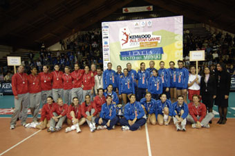 Kenwood main sponsor dell'All Star Game femminile
