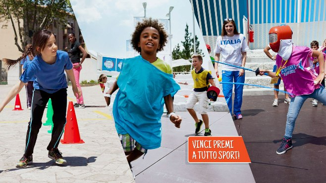 Kinder+Sport: prosegue Share the joy of moving