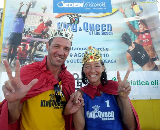 King e Queen of the Beach, stabiliti i criteri