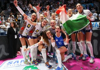 La Battistelli ha conquistato la Coppa Italia di A2 femminile