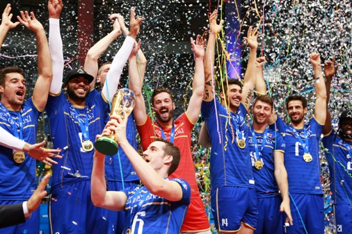 La Francia vince la World League 2015, Serbia seconda, Usa terza
