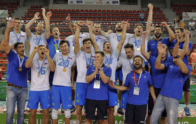 La Slovenia ha vinto l'European League maschile 2015