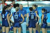 Le azzurre a Boario Terme preparano il World Grand Prix