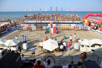 Lega Volley Summer Tour: a Riccione si assegna il 5^ All Star Game
