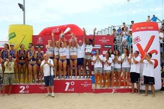 Lega Volley Summer Tour: Scandicci vince la 12^ Supercoppa Italiana