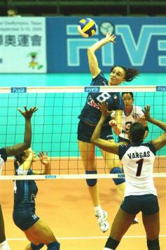 L'Italia batte la Rep.Dominicana ed entra nella Final Six