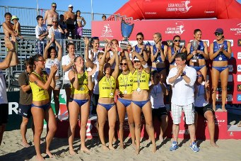 L'Openjobmetis Bergamo vince l'All Star Game Summer Tour