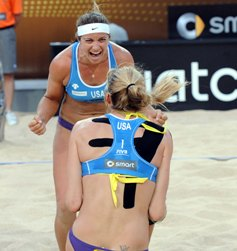 Kerri Walsh e Misty May-Treanor