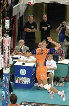 Montichiari batte Roma 3 a 1 nel Monday night di A1 maschile