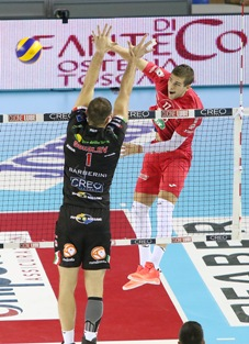 Nel week end la penultima giornata di regular season di Superlega maschile