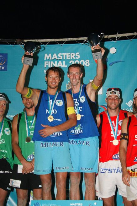 Nummerdor e Schuil campioni Europei di beach volley