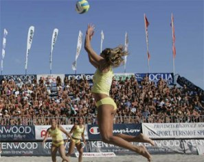 o.b. e Subdued partner del Sand Volley Tour 4x4 Serie A Femminile