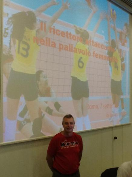 Luciano Pedullà al Workshop di Roma