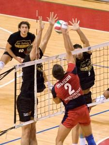 Perugia superata al tie break dall'Iskra