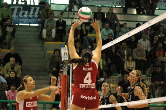 Pesaro vincente in Champions League