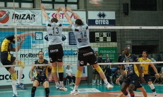 Play Off A2 Semifinali maschili: domenica si gioca gara 4