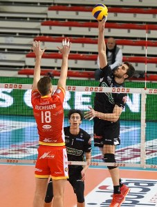 Play Off Challenge maschili Quarti di Finale Andata: Padova batte Ravenna e completa il quadro del week end