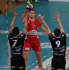 Play Off Challenge SuperLega maschile: domenica la finale Piacenza-Latina