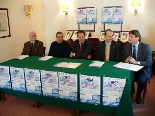 Presentata a Bassano la Tim Cup Final Eight
