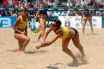 Presentata la stagione del beach volley Fipav