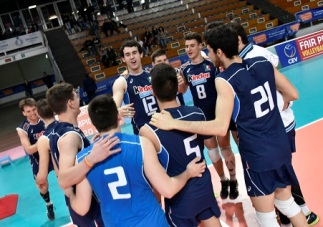 Qualificazioni Europei Under 20 maschili: l'Italia concede il bis, 3-0 al Portogallo