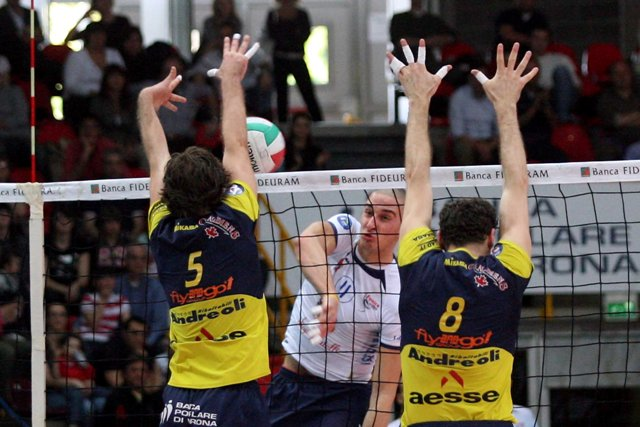 Quarti di finale play off promozione maschili: Verona è in semifinale