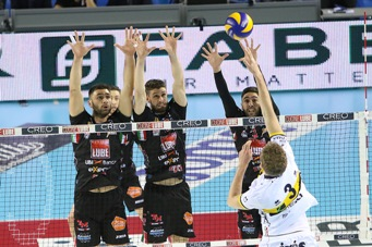 Sabato iniziano i Play Off Scudetto e Play Off Challenge maschili