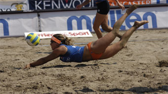 Sand Volley Tour 4x4 Serie A Femminile: date e location del tour 2007