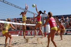 Scatta il Kenwood Cup 2008: le formule e i gironi del Sand Volley Tour 4x4