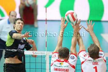 Scattano i play off scudetto maschili