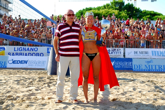 Silvia Fanella Queen of the Beach 2008