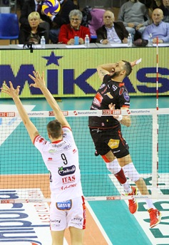 Superlega maschile: chiusa la Regular Season, via ai Play Off Scudetto e Challenge UnipolSai