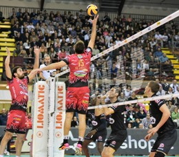 SuperLega maschile : scattano i Play Off Scudetto