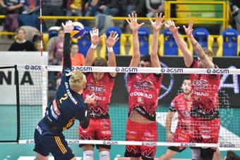 SuperLega maschile: ultime gare della Regular Season