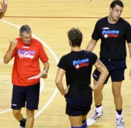 Taranto batte Perugia al tie break