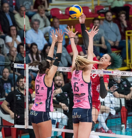 Tempo di play off e di Coppe Europee