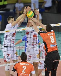 Terzo posto per Civitanova Marche in Champions League